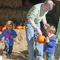 Fall Fun at the Farm 2011